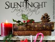Silent Night Holy Night Christmas Vinyl Wall Words 700x700