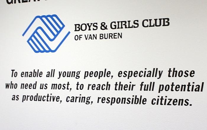 Boys & Girls Club Vinyl Business Wall Decals