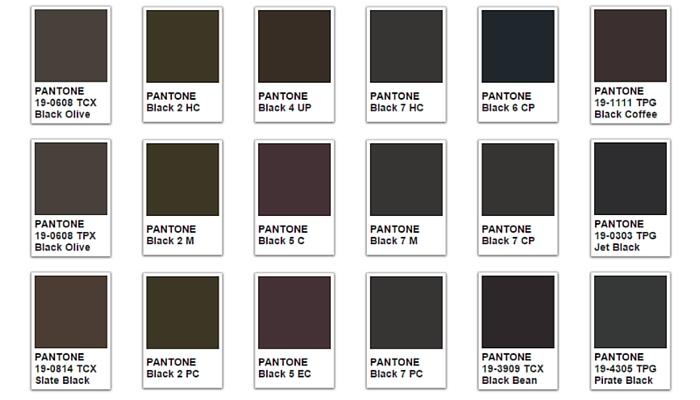 Black Color Meaning & Black Symbolism 700x400