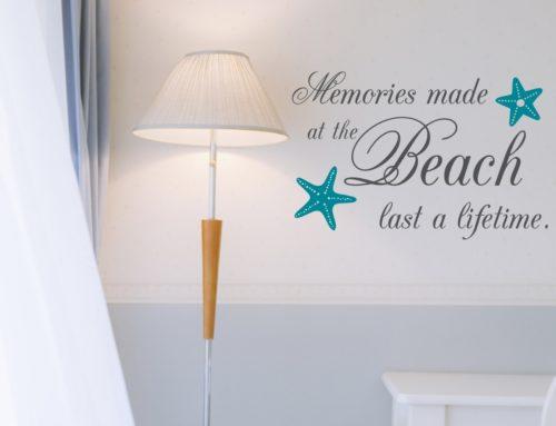 Beach house – Making memories & loving life